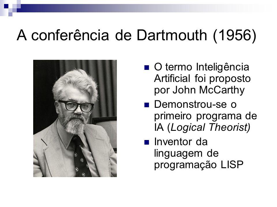A conferência de Dartmouth (1956)