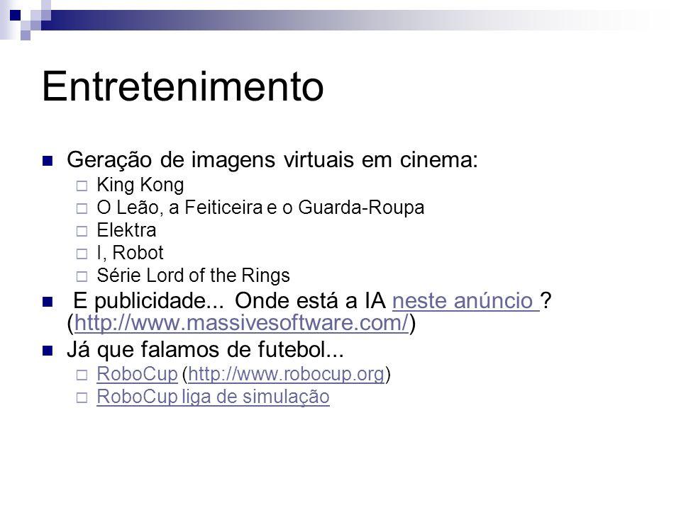 Entretenimento Geração de imagens virtuais em cinema: