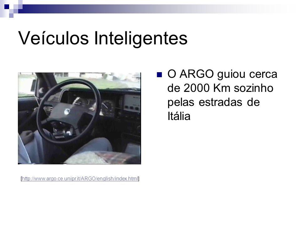 Veículos Inteligentes
