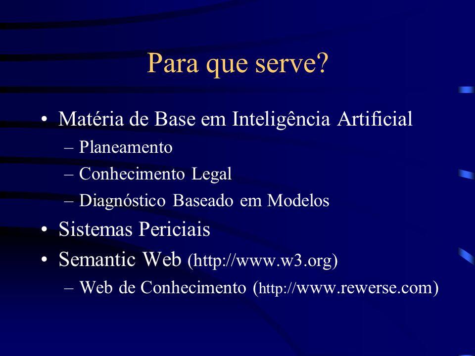 Para que serve Matéria de Base em Inteligência Artificial