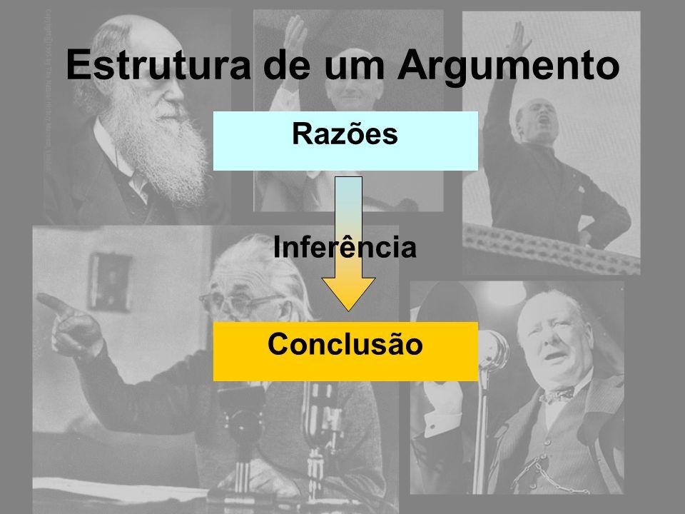 Estrutura de um Argumento