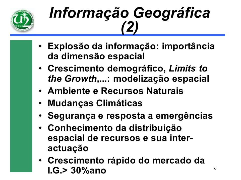 Informação Geográfica (2)