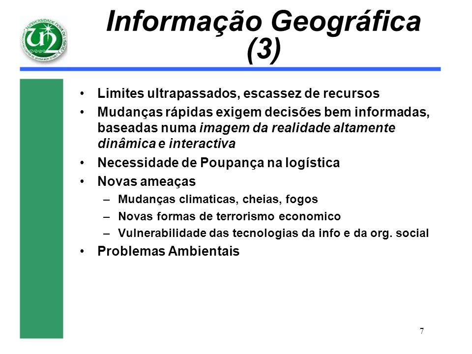 Informação Geográfica (3)
