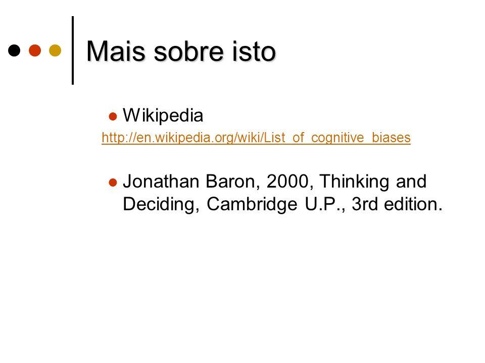 Mais sobre isto Wikipedia