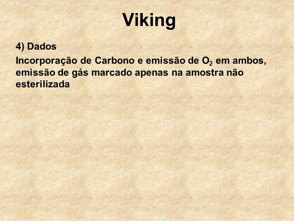 Viking 4) Dados.