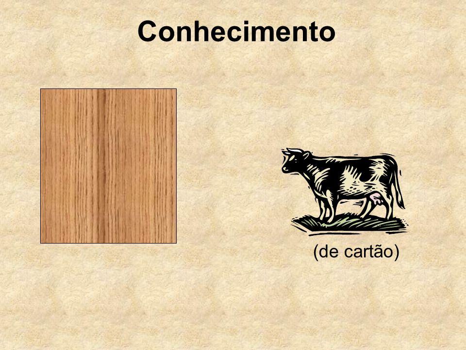 Conhecimento (de cartão)