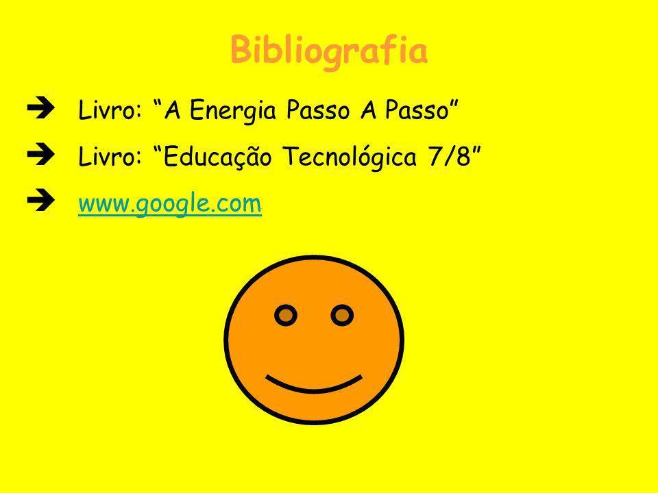 Bibliografia Livro: A Energia Passo A Passo