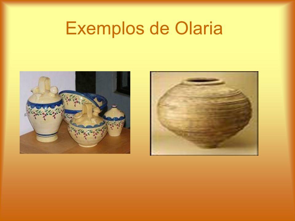 Exemplos de Olaria Tentar por o titulo em primeiro e as imagens so aparecerem depois