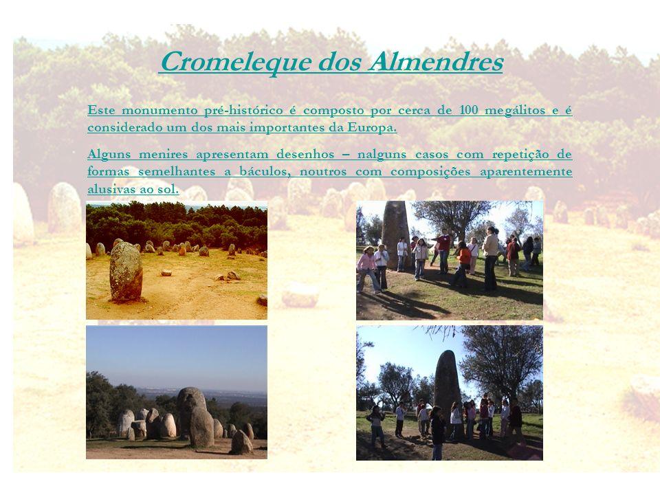 Cromeleque dos Almendres