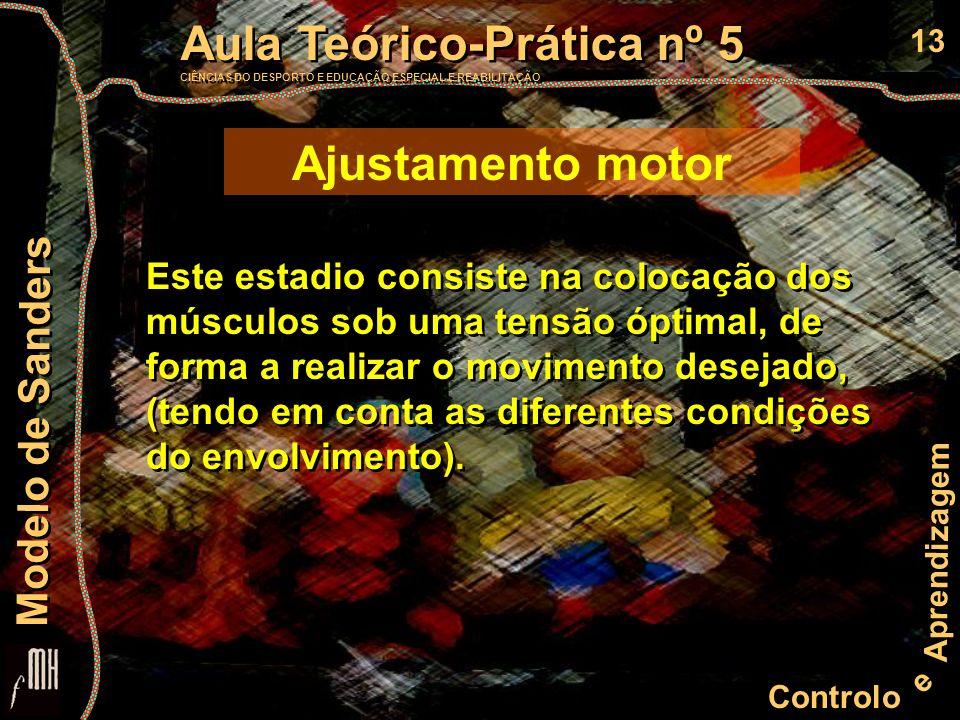Ajustamento motor