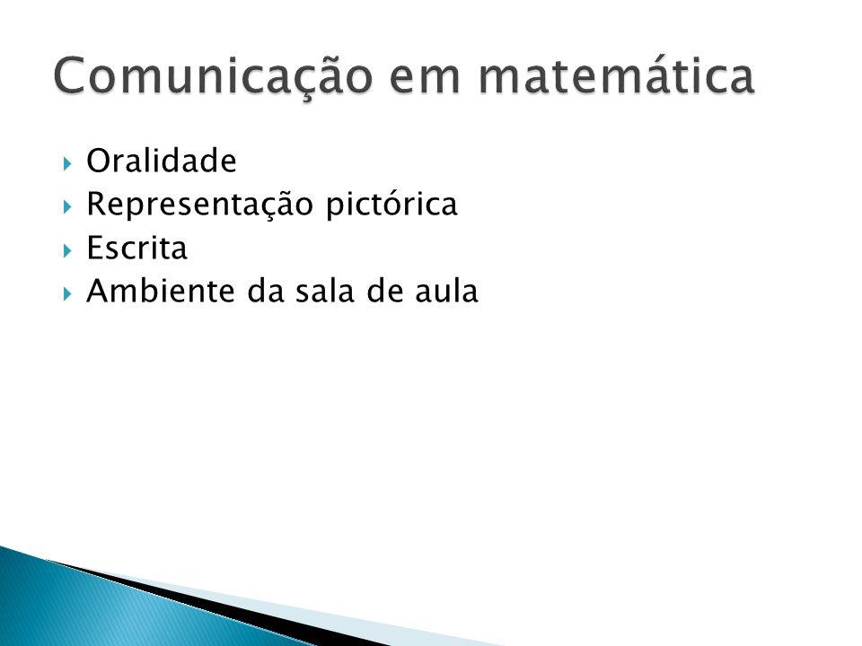 Comunicação em matemática