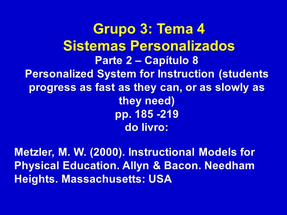 Sistemas Personalizados