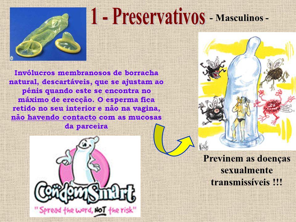 Previnem as doenças sexualmente transmissíveis !!!