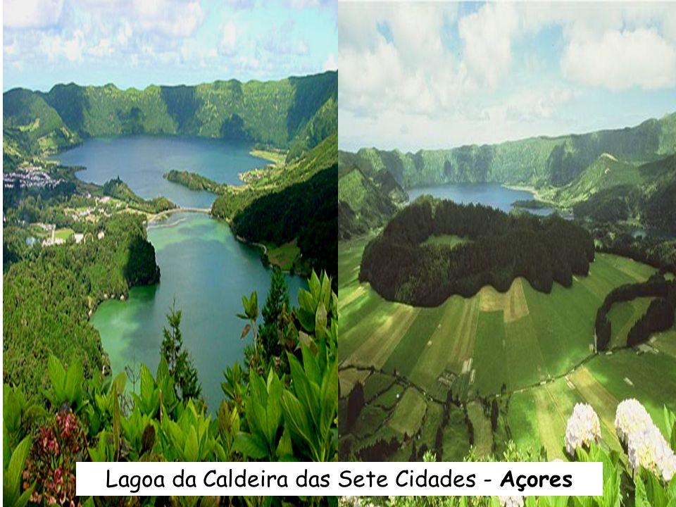 Lagoa da Caldeira das Sete Cidades - Açores