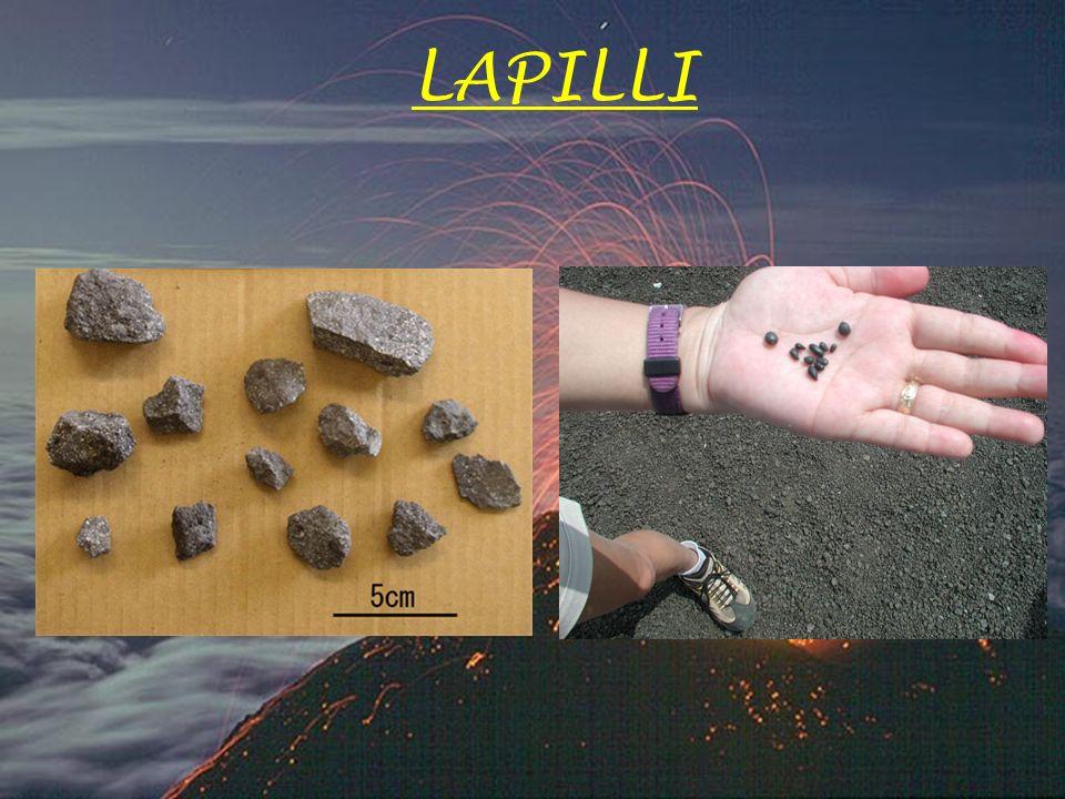LAPILLI