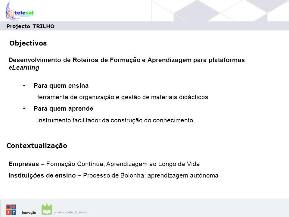 ferramenta de organização e gestão de materiais didácticos