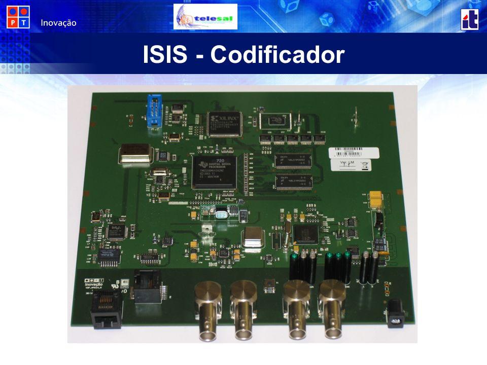 ISIS - Codificador