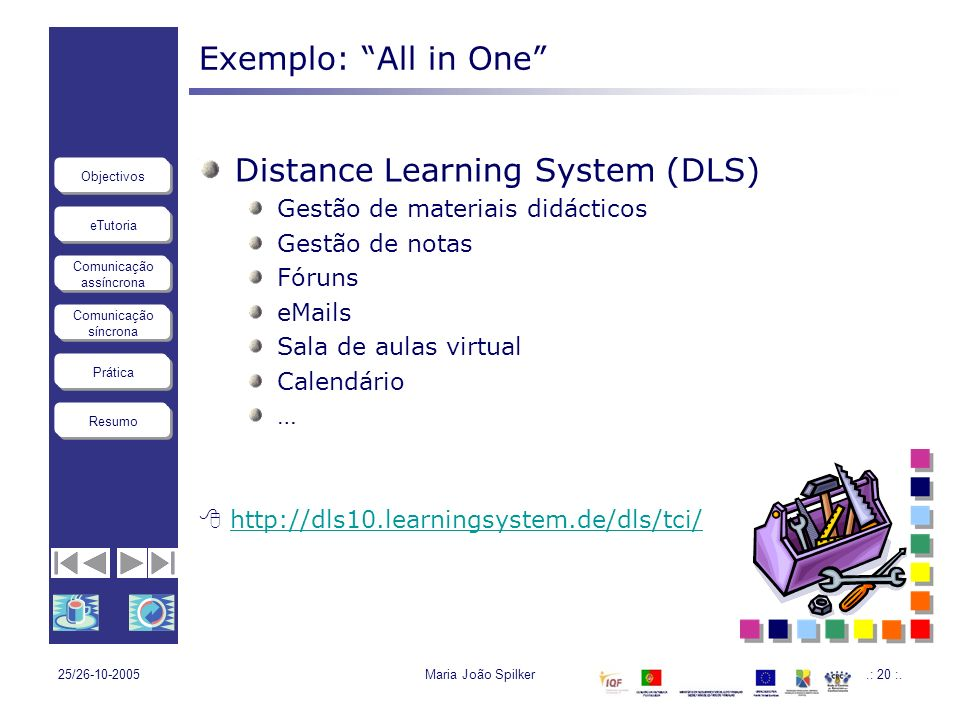 Distance Learning System (DLS)