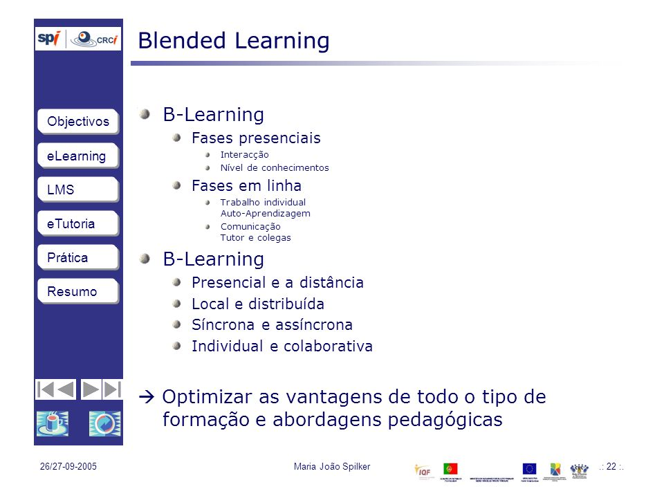 Blended Learning B-Learning