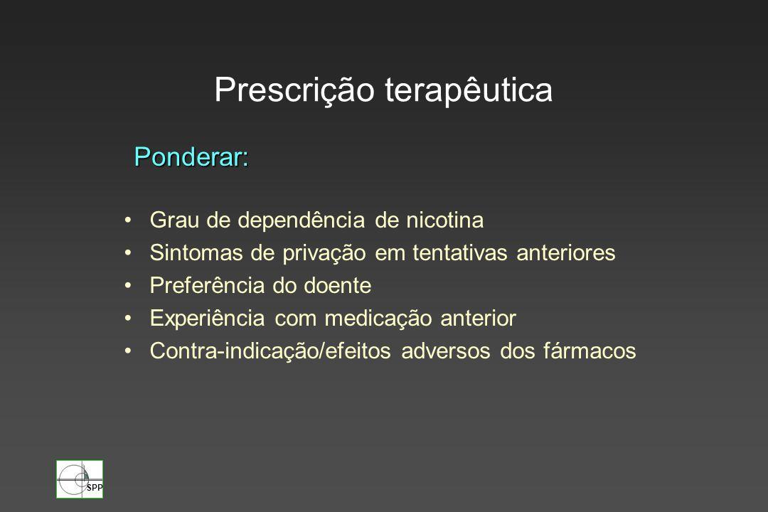 Prescrição terapêutica