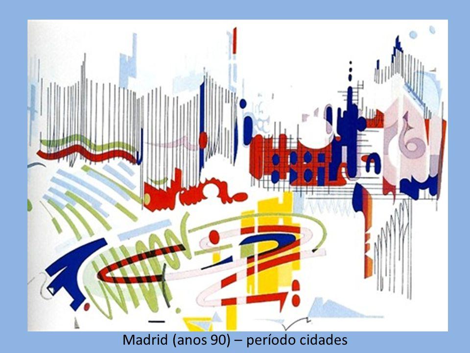 Madrid (anos 90) – período cidades