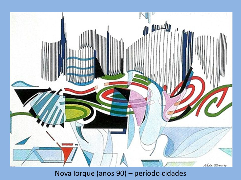 Nova Iorque (anos 90) – período cidades