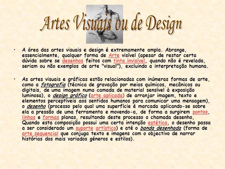Artes Visuais ou de Design