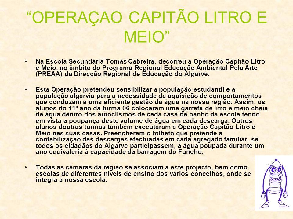 OPERAÇAO CAPITÃO LITRO E MEIO