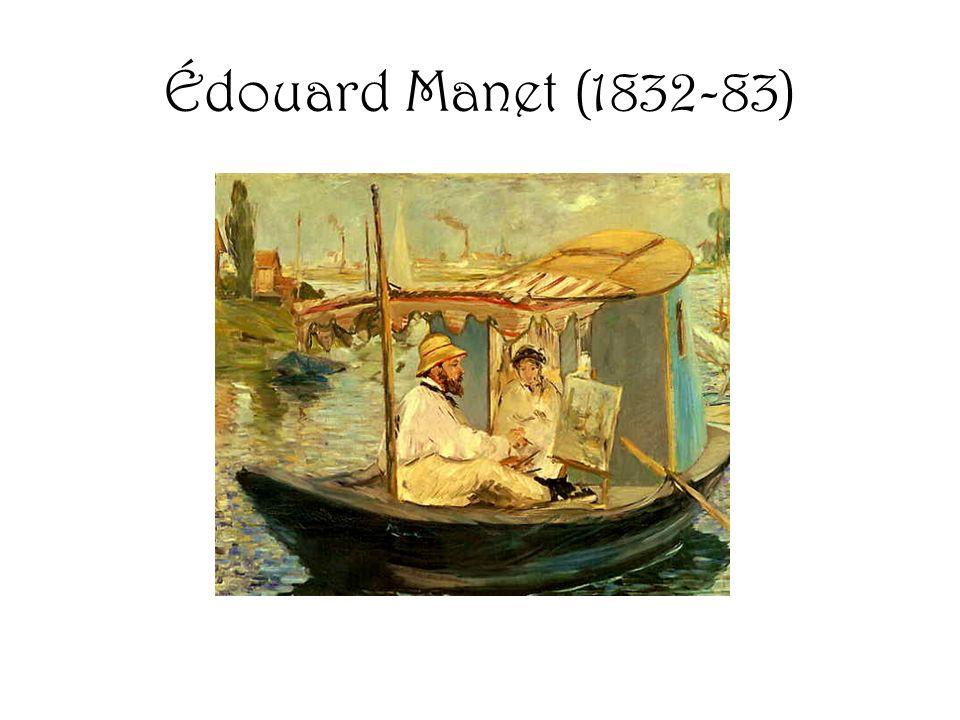 Édouard Manet (1832-83)