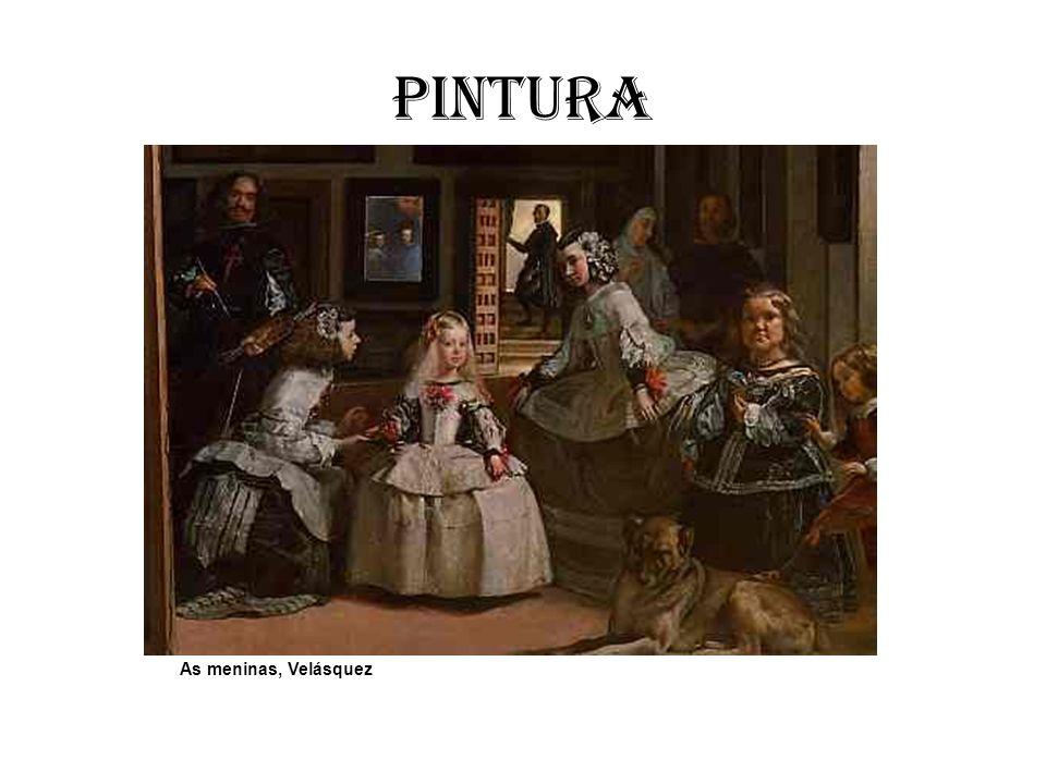 Pintura As meninas, Velásquez