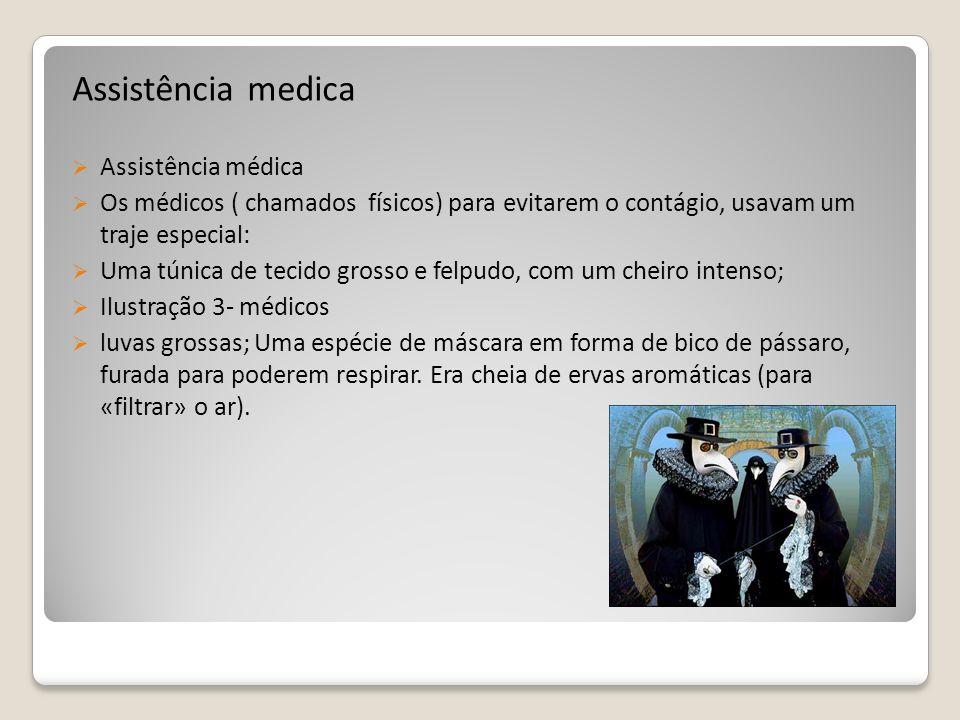 Assistência medica Assistência médica