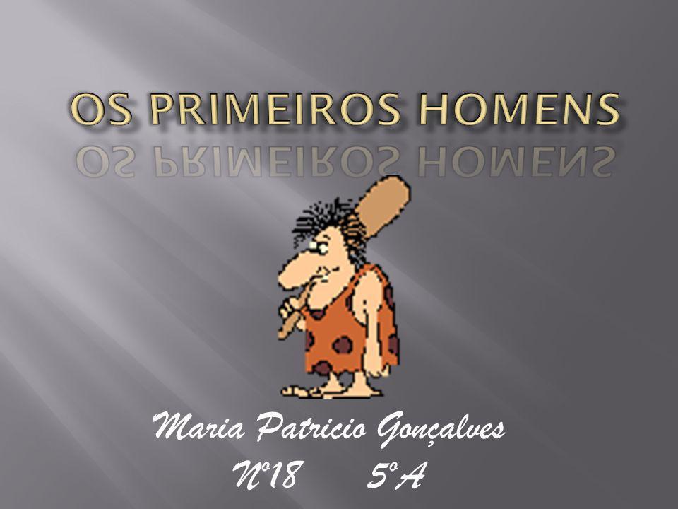 Maria Patricio Gonçalves Nº18 5ºA