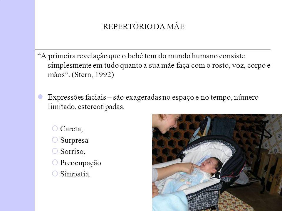 REPERTÓRIO DA MÃE