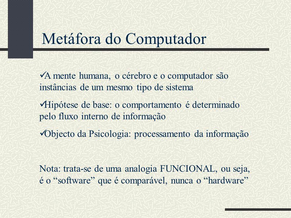 Metáfora do Computador