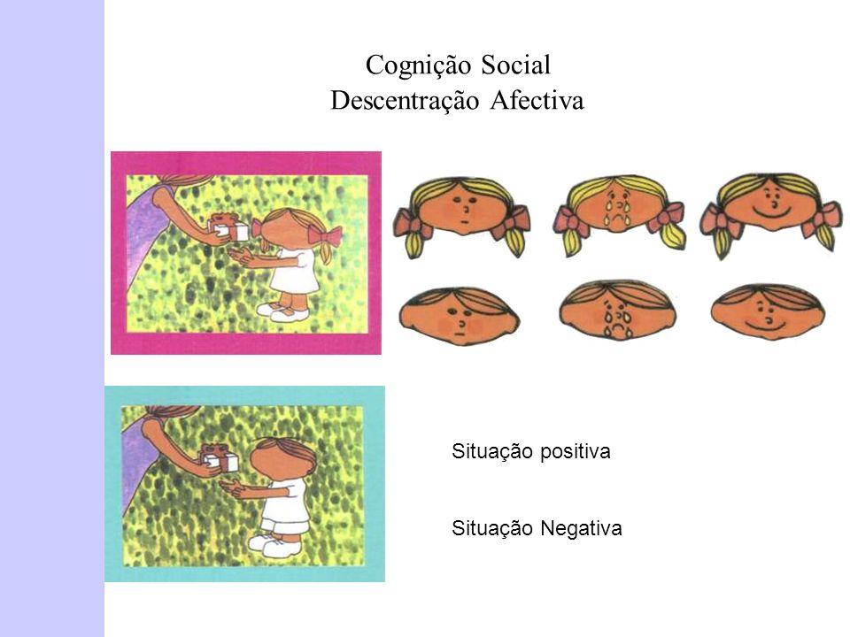 Cognição Social Descentração Afectiva