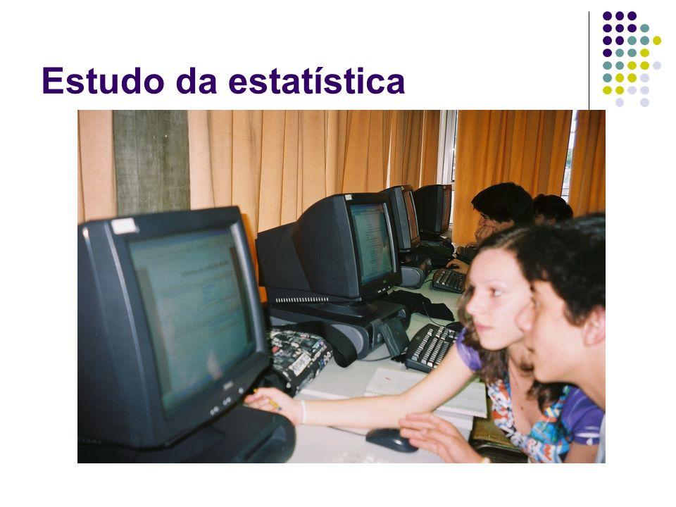 Estudo da estatística