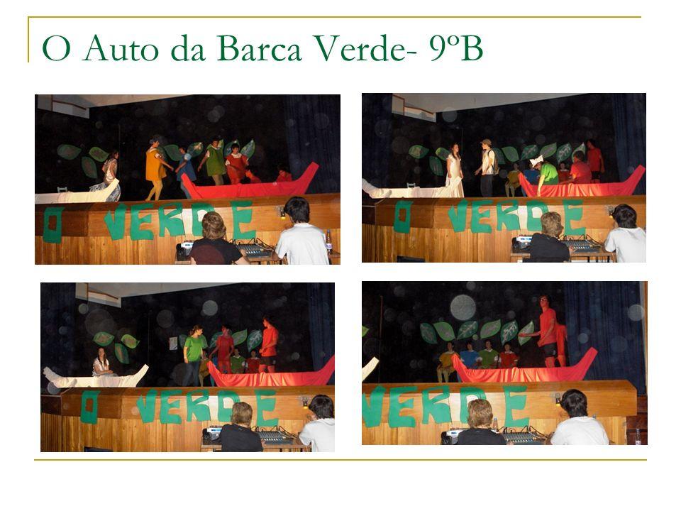 O Auto da Barca Verde- 9ºB