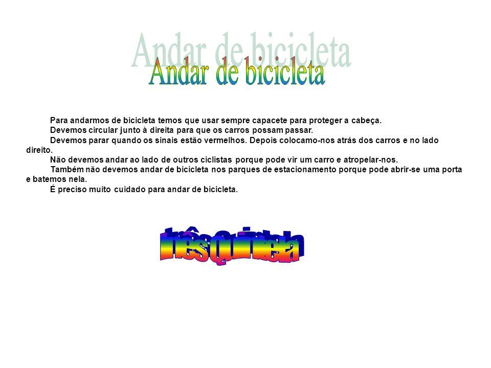 Andar de bicicleta Inês Quintela