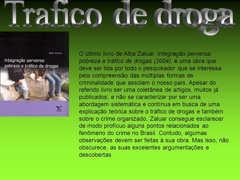 Trafico de droga