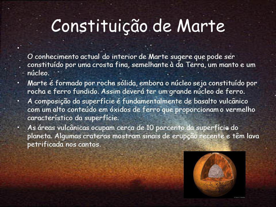 Constituição de Marte