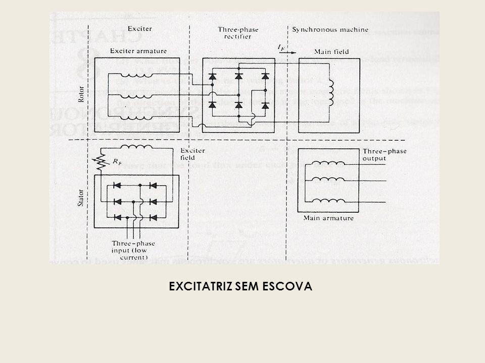 EXCITATRIZ SEM ESCOVA