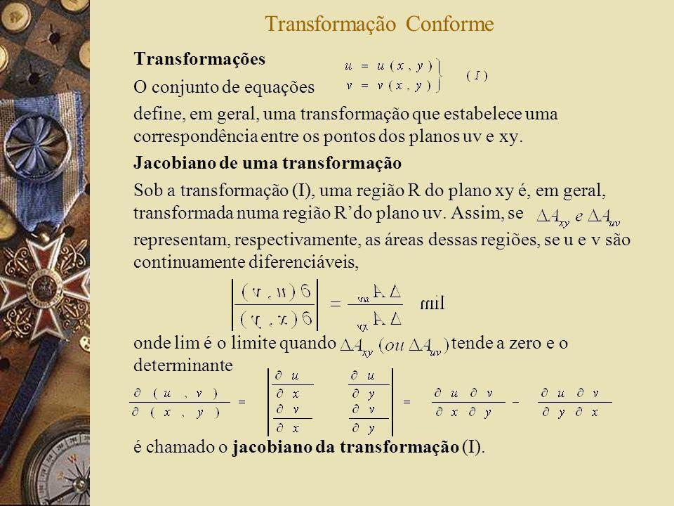 Transformação Conforme
