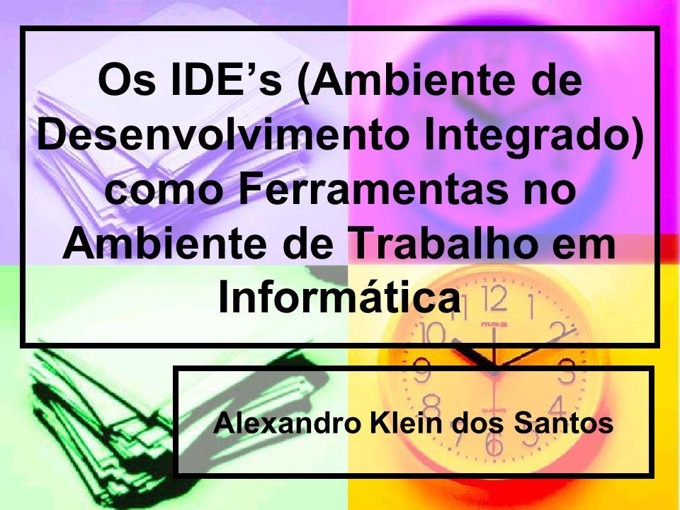 Alexandro Klein dos Santos