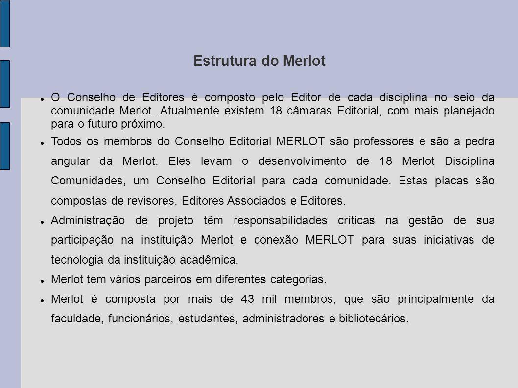 Estrutura do Merlot