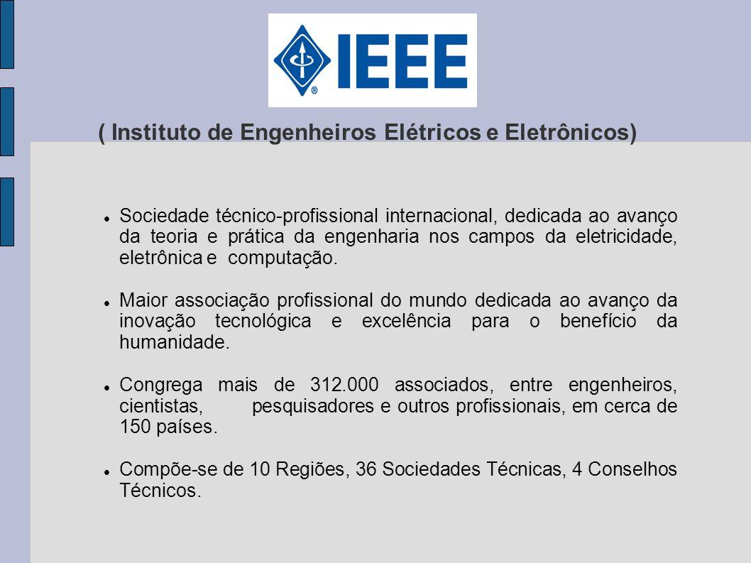 ( Instituto de Engenheiros Elétricos e Eletrônicos)