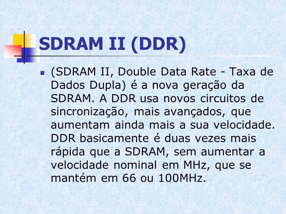 SDRAM II (DDR)