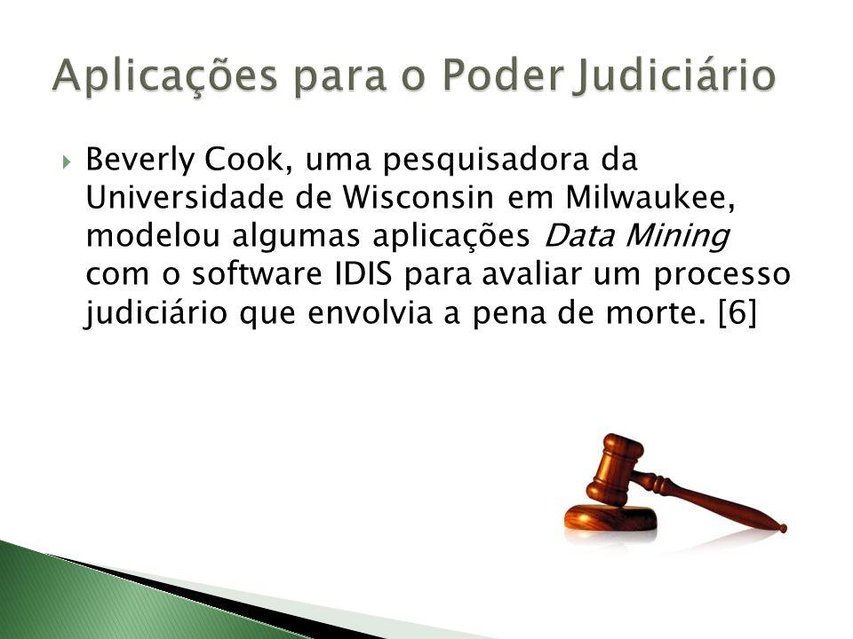 Aplicações para o Poder Judiciário