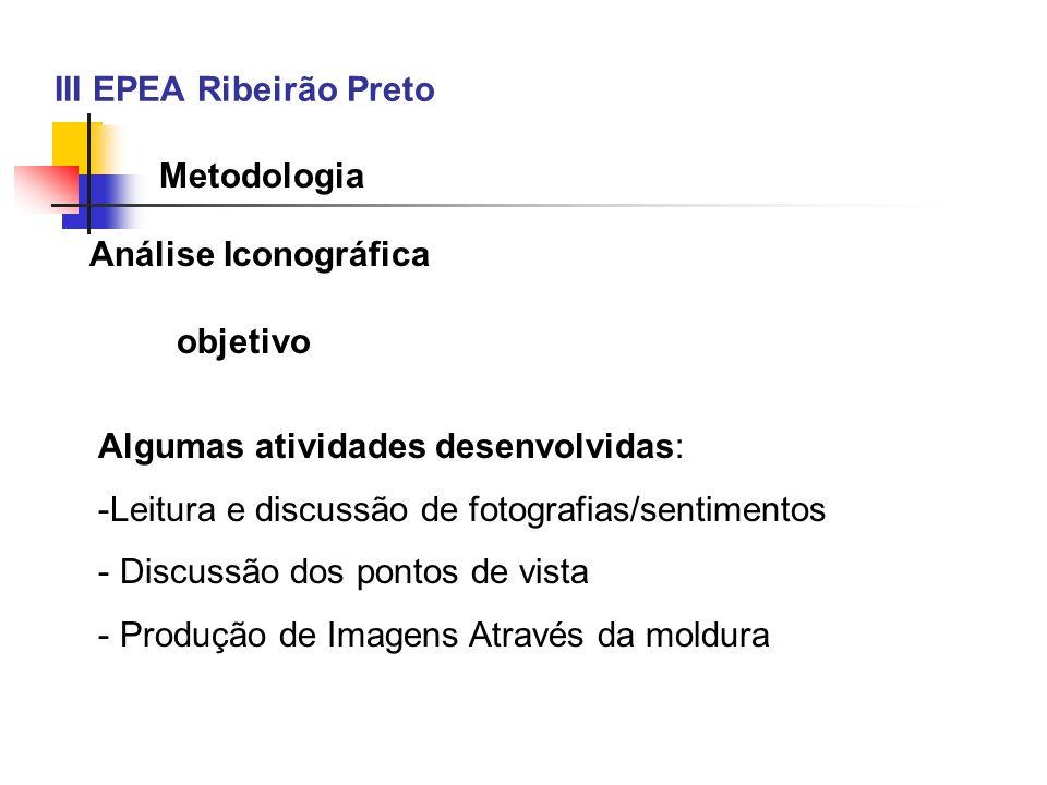 III EPEA Ribeirão Preto