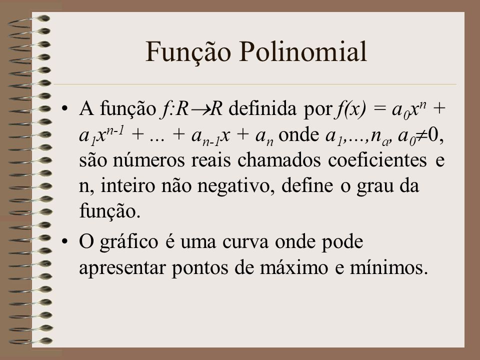 Função Polinomial