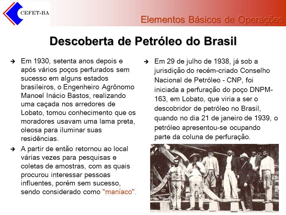 Descoberta de Petróleo do Brasil